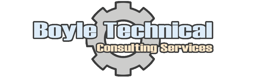 Boyle Technical Consulting Services Logo